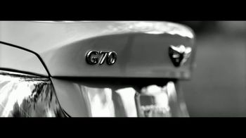 2019 Genesis G70 TV Spot, 'Your Free Time' [T2] - Thumbnail 3