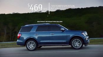 2019 Ford Expedition TV Spot, 'Life on the Go' [T2] - Thumbnail 9