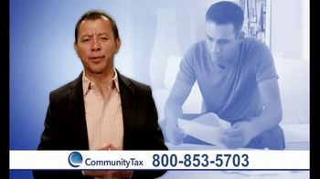 Community Tax TV Spot, 'No te preocupes' con Alex Lucas [Spanish] - Thumbnail 4