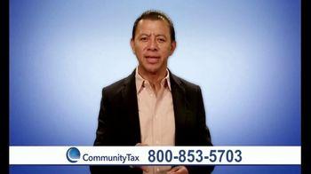Community Tax TV Spot, 'No te preocupes' con Alex Lucas [Spanish] - Thumbnail 5