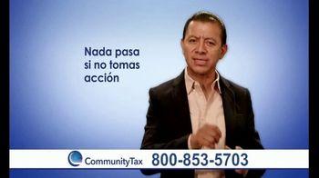 Community Tax TV Spot, 'No te preocupes' con Alex Lucas [Spanish] - Thumbnail 6