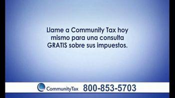 Community Tax TV Spot, 'No te preocupes' con Alex Lucas [Spanish] - Thumbnail 7