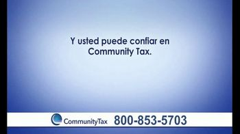 Community Tax TV Spot, 'No te preocupes' con Alex Lucas [Spanish] - Thumbnail 8