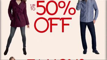 Stein Mart 12-Hour Sale TV Spot, 'Biggest 12-Hour Sale of the Season' - Thumbnail 4