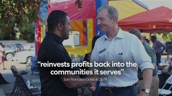 Tom Steyer 2020 TV Spot, 'Real Economic Power' - Thumbnail 5