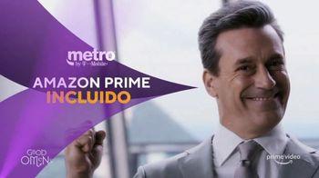 Metro by T-Mobile TV Spot, 'Teléfonos gratis con Amazon Prime' [Spanish] - Thumbnail 8