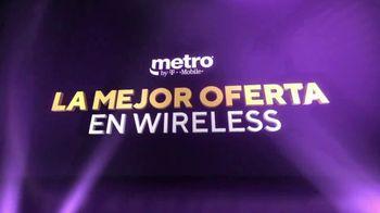 Metro by T-Mobile TV Spot, 'Teléfonos gratis con Amazon Prime' [Spanish] - Thumbnail 2