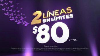Metro by T-Mobile TV Spot, 'Teléfonos gratis con Amazon Prime' [Spanish] - Thumbnail 3