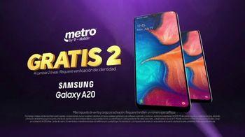 Metro by T-Mobile TV Spot, 'Teléfonos gratis con Amazon Prime' [Spanish] - Thumbnail 4
