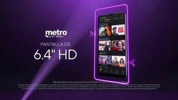 Metro by T-Mobile TV Spot, 'Teléfonos gratis con Amazon Prime' [Spanish] - Thumbnail 5
