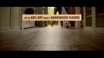Lumber Liquidators TV Spot, 'Dream Home: Hardwood and Waterproof Floors' - Thumbnail 3