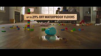 Lumber Liquidators TV Spot, 'Dream Home: Hardwood and Waterproof Floors' - Thumbnail 4