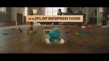 Lumber Liquidators TV Spot, 'Dream Home: Hardwood and Waterproof Floors' - Thumbnail 5