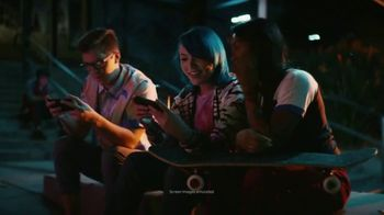 Samsung Galaxy TV Spot, 'It's Your Galaxy: Game Where You Want' Song by Kin Palo & Amy Stroup - Thumbnail 1