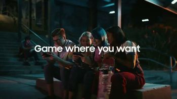 Samsung Galaxy TV Spot, 'It's Your Galaxy: Game Where You Want' Song by Kin Palo & Amy Stroup - Thumbnail 6