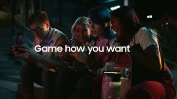 Samsung Galaxy TV Spot, 'It's Your Galaxy: Game Where You Want' Song by Kin Palo & Amy Stroup - Thumbnail 7