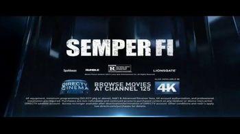 DIRECTV Cinema TV Spot, 'Semper Fi' - Thumbnail 7
