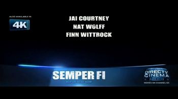 DIRECTV Cinema TV Spot, 'Semper Fi' - Thumbnail 3