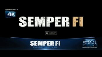 DIRECTV Cinema TV Spot, 'Semper Fi' - Thumbnail 5