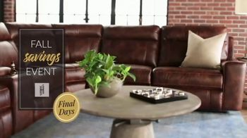 Havertys Fall Savings Event TV Spot, 'Life's Touchdowns: Newnan' - Thumbnail 6