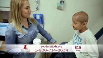 St. Jude Children's Research Hospital TV Spot, 'Sebastián y su madre' [Spanish] - Thumbnail 5