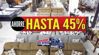 American Freight Gran Venta Semestral TV Spot, 'Lléveselo a casa' [Spanish] - Thumbnail 2
