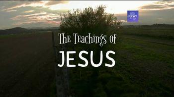 Pray App TV Spot, 'Jesus Teachings' - Thumbnail 4