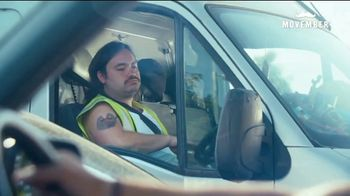 Movember Foundation TV Spot, 'Whatever You Grow Will Save A Bro'