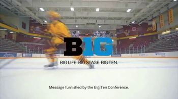 Big Ten Conference TV Spot, 'Faces of the Big Ten: Emily Brown' - Thumbnail 7