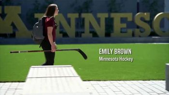 Big Ten Conference TV Spot, 'Faces of the Big Ten: Emily Brown' - Thumbnail 2