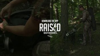 Raised Outdoors App TV Spot, 'Get it Done'