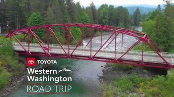 2019 Toyota Prius TV Spot, 'Western Washington Road Trip: Prius' Featuring Danielle Demski, Ethan Erickson [T2] - Thumbnail 2