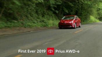 2019 Toyota Prius TV Spot, 'Western Washington Road Trip: Prius' Featuring Danielle Demski, Ethan Erickson [T2] - Thumbnail 3