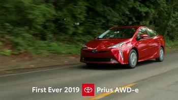 2019 Toyota Prius TV Spot, 'Western Washington Road Trip: Prius' Featuring Danielle Demski, Ethan Erickson [T2] - Thumbnail 4