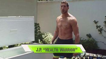 NutriBullet TV Spot, 'Health Warrior' - Thumbnail 2
