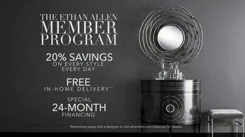 Ethan Allen Member Program TV Spot, 'We Make the American Home' - Thumbnail 7