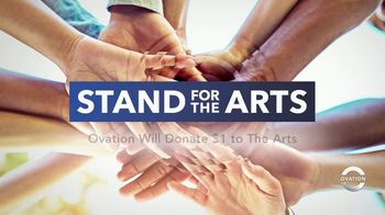 Stand for the Arts TV Spot, 'Ovation: Hear Initiative' - Thumbnail 6