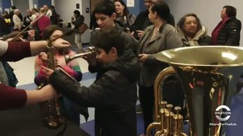 Stand for the Arts TV Spot, 'Ovation: Hear Initiative' - Thumbnail 3