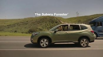 Subaru Forester TV Spot, 'Dog Tested: Honk' [T1]