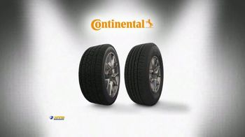 National Tire & Battery Big Brands Bonus Month TV Spot, 'Continental Rebate and Installation' - Thumbnail 6
