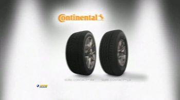 National Tire & Battery Big Brands Bonus Month TV Spot, 'Continental Rebate and Installation' - Thumbnail 7