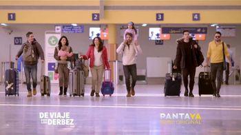 Pantaya TV Spot, 'De Viaje Con los Derbez' [Spanish]