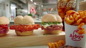 Arby's $1 Menu TV Spot, 'Worried About Spoiling Dinner' Song by YOGI - Thumbnail 3