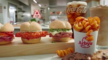 Arby's $1 Menu TV Spot, 'Worried About Spoiling Dinner' Song by YOGI - Thumbnail 4