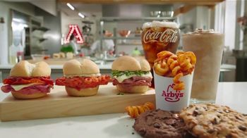 Arby's $1 Menu TV Spot, 'Worried About Spoiling Dinner' Song by YOGI - Thumbnail 6