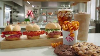 Arby's TV Spot, 'Happy' Song by YOGI - 1 commercial airings