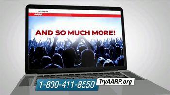AARP Services, Inc. TV Spot, 'Hundreds of Discounts'