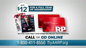 AARP Services, Inc. TV Spot, 'Hundreds of Discounts' - Thumbnail 3