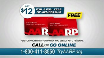 AARP Services, Inc. TV Spot, 'Hundreds of Discounts' - Thumbnail 5