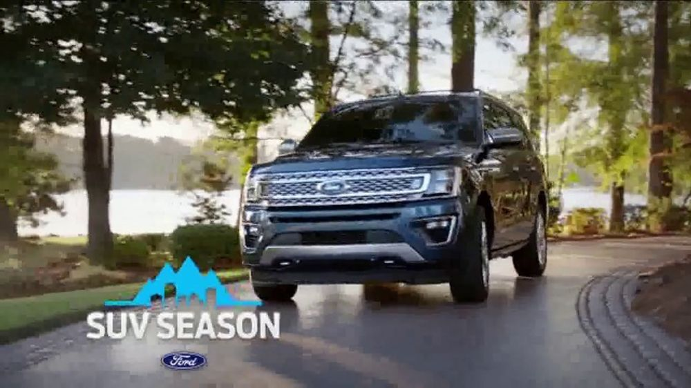 Ford Suv Season Tv Commercial Get Things Done T2